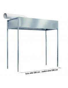 S/steel self-supporting...