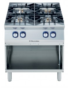 GAS Kitchen 900XP range...