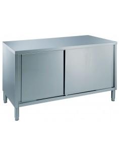 Table armoire inox avec...