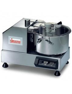 Cutter inox - 3,5 L - 1.400...