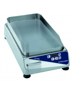Countertop s/steel griddle...