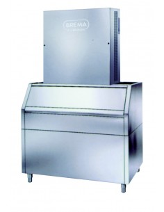 Máquinas de hielo...