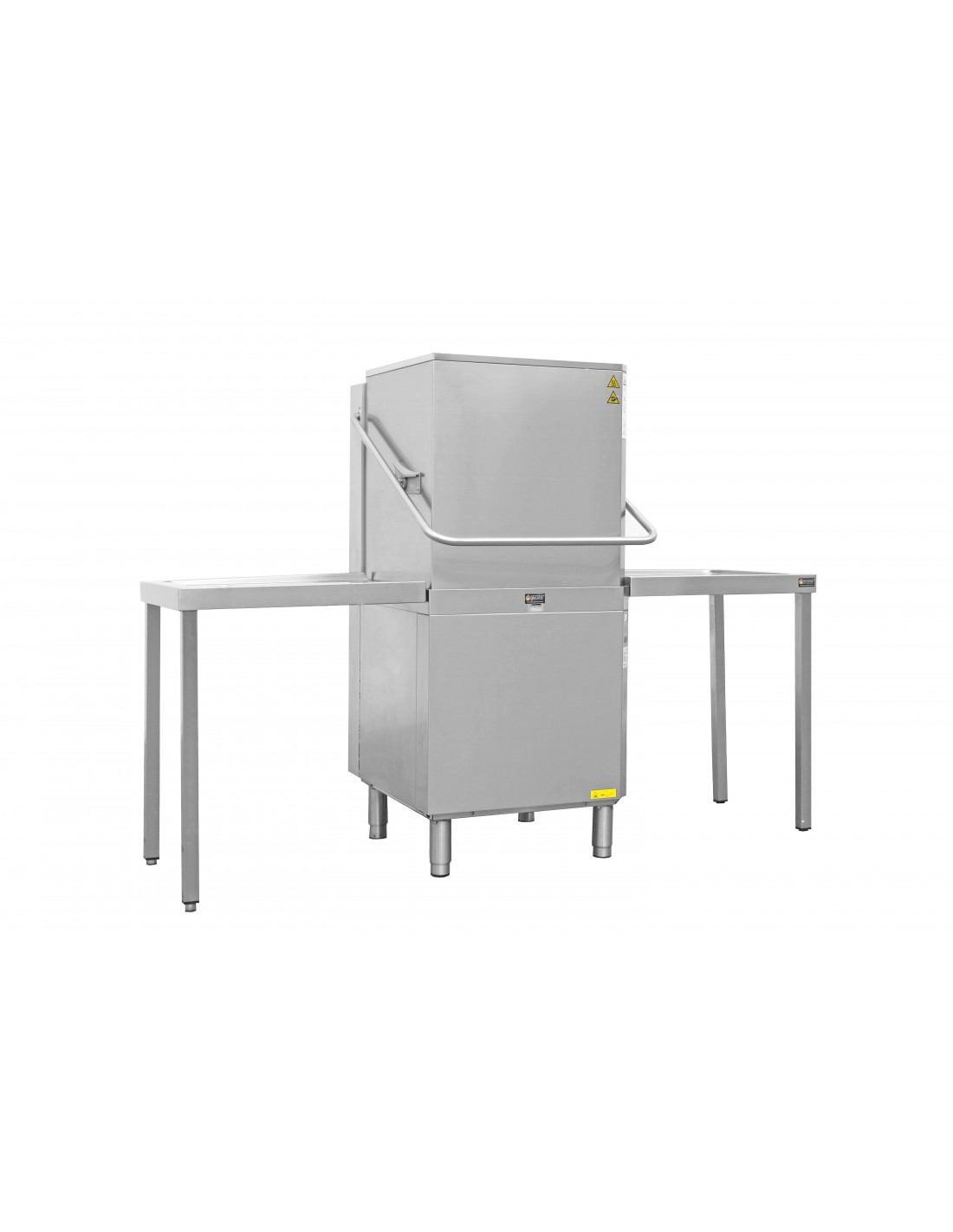 Lave-verres / Lave-vaisselle à Capot Panier 50x50 Cm