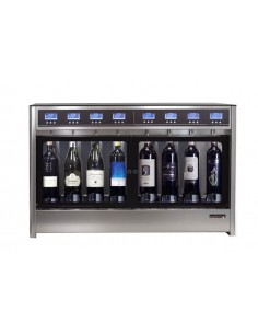 4+4 bottles wine dispenser...