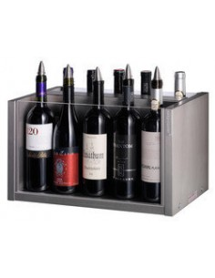 Countertop wine cooler for...