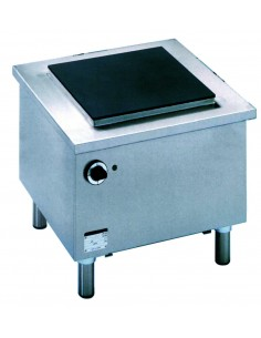 Stockpot stand with high...