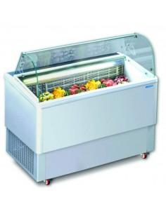 Ice-cream display cabinet 6...