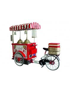 Bicicleta/carro para...