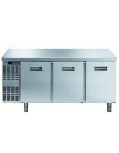 Tavolo frigo inox 3 porte -...