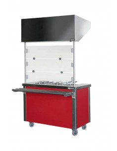 SS21 - Front cooking unit...
