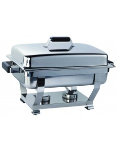 S/steel chafing dish set 1...