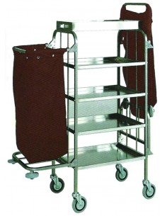 Multi-service trolley with...