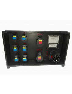 Built-in electrical panel -...